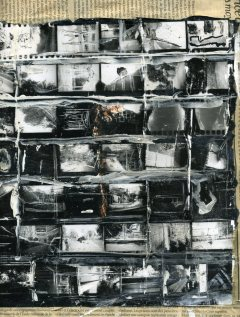 planche grattée carrés035